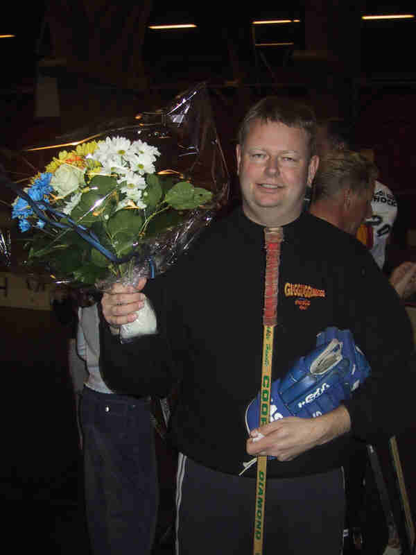 Søren Bruun 100 kampe